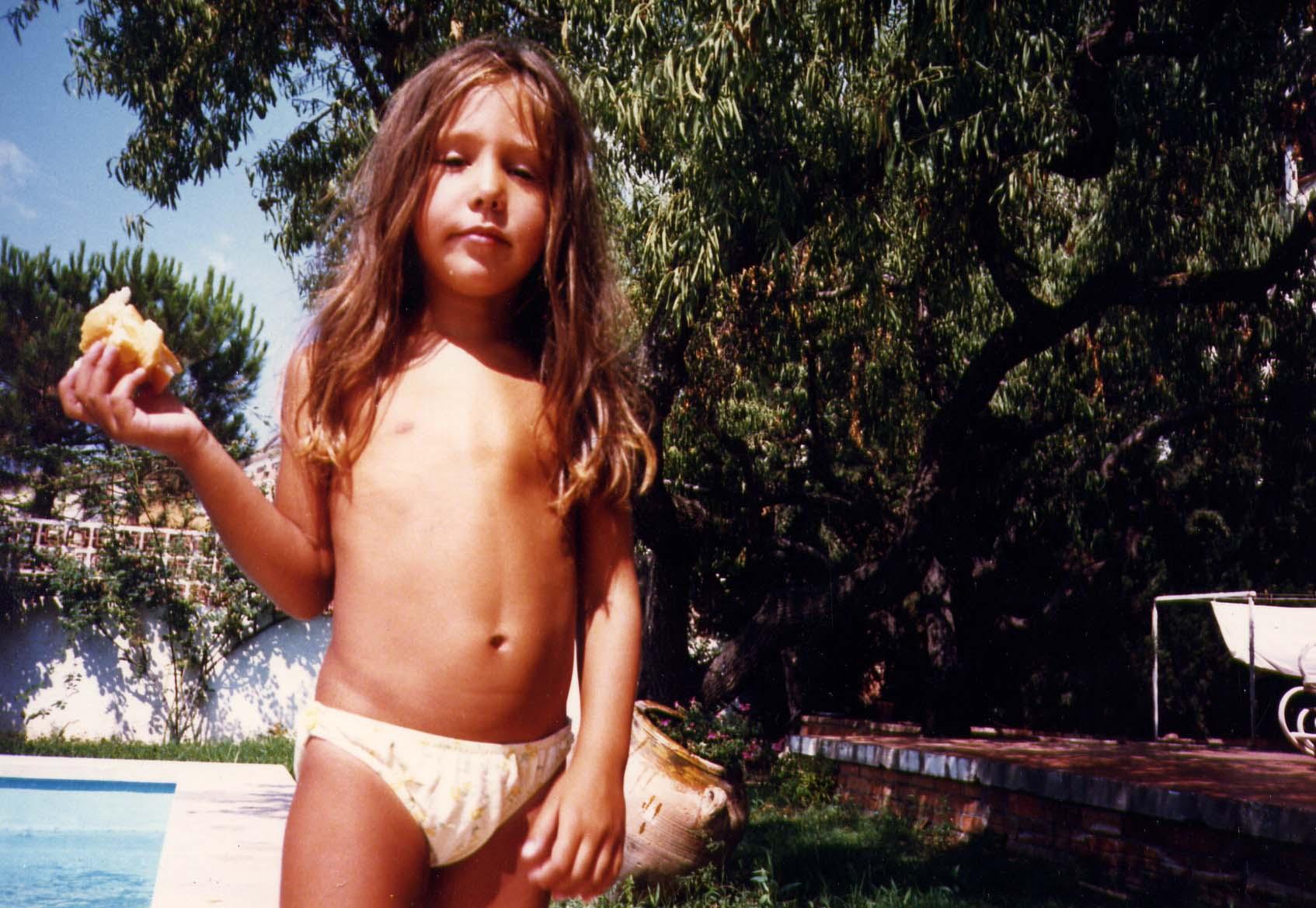 Jo amb 5 anys